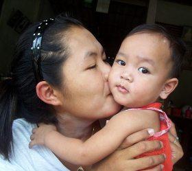 Thai mom